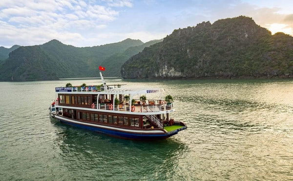 [Unbeatable Price] Serenity Luxury Day Cruise - Day Cruise - HalongDayTour