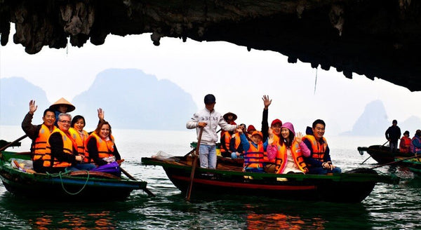Best Halong Bay overnight cruises