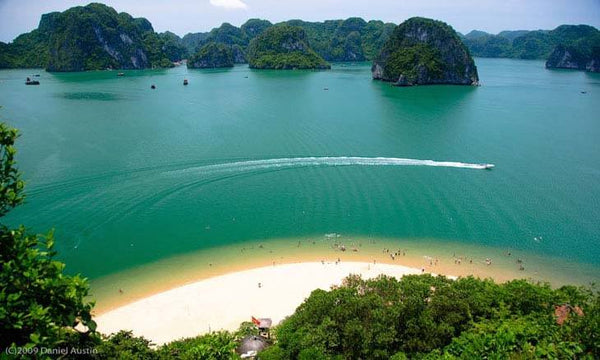Ti Top Island Halong Bay