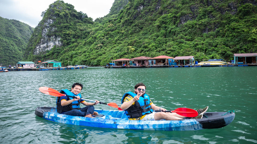Halong Bay 1 day adventure