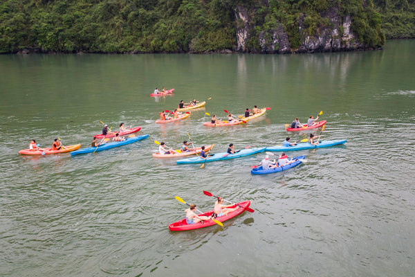 Halong Bay 3-day-2-night program