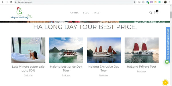 When to book Halong Bay Cruise