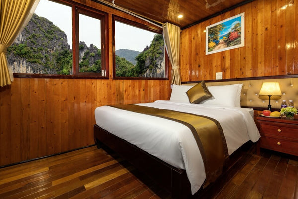 2-day 1-night experience in Halong Bay