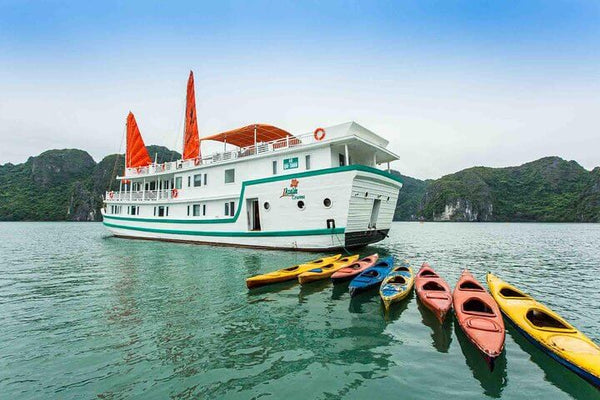 L'azalee Deluxe Halong Bay Cruise