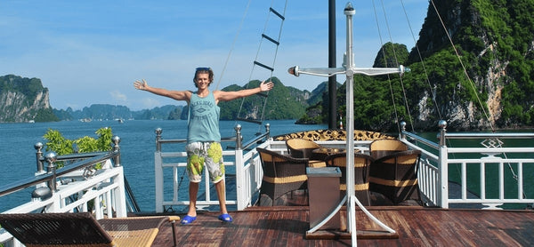 What to do on Halong Bay Cruise