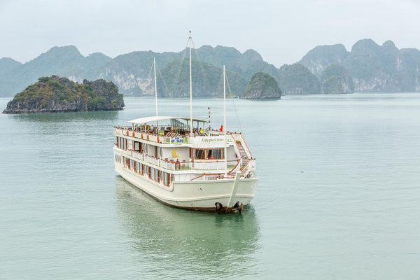 2 days 1 night Lan Ha Bay visit