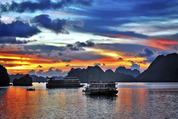 Lunar New Year in Ha Long like a local
