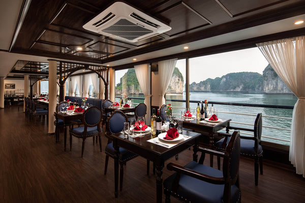 2-day cruise to Halong Bay and Lan Ha Bay