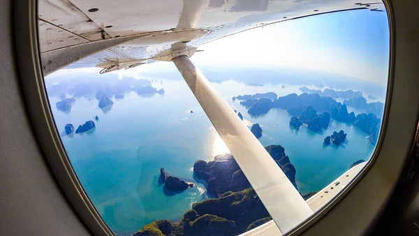 seaplane hanoi to halong bay