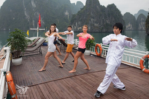 Halong Bay trip 3 days 2 nights