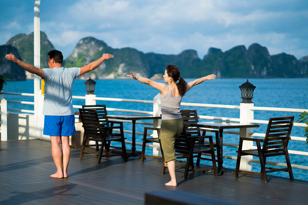 2-day itinerary in Bai Tu Long Bay