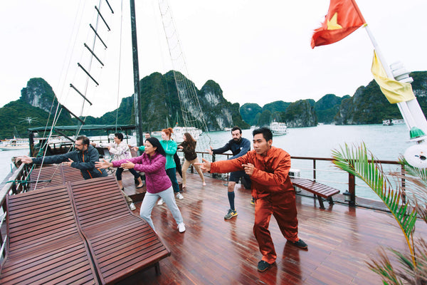 interesting Halong Bay adventure