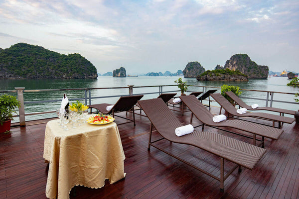 3-day-2 night tour in Halong Bay