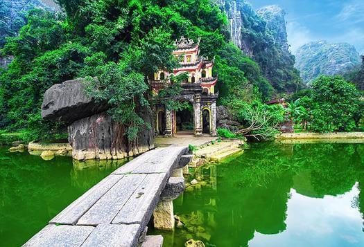 Tam Coc, Bich Dong and Mua cave - HalongDaytour
