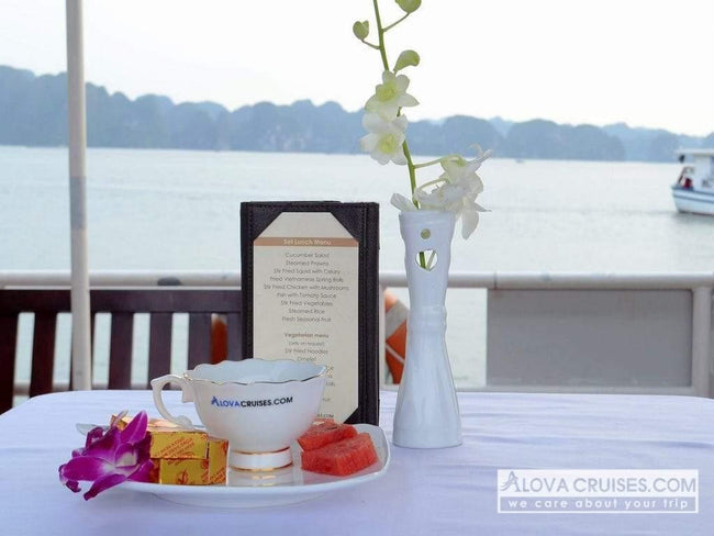 [Lowest Price] Alova Premium Cruises - Day Cruise - HalongDayTour