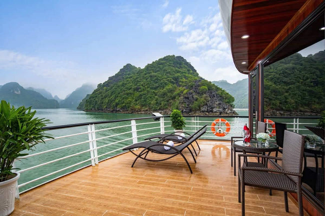 [Lowest Price] Aspira Cruises - Junior Suite with Balcony - 3D2N - HalongDayTour