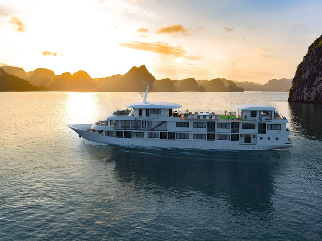 [Lowest Price] Athena Royal Cruise - Executive Suite with Balcony - 2D1N - HalongDayTour