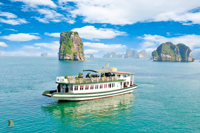 [Lowest Price] Cong Cruise - Day Cruise - Halongbaytour