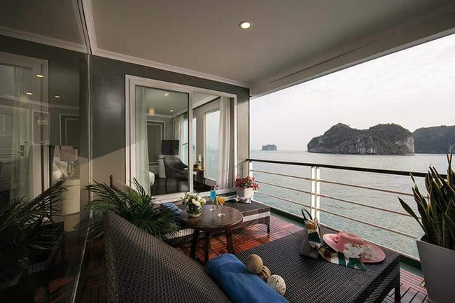 [Lowest price] Era Cruise-Terrace Suite-2D1N - HalongDayTour