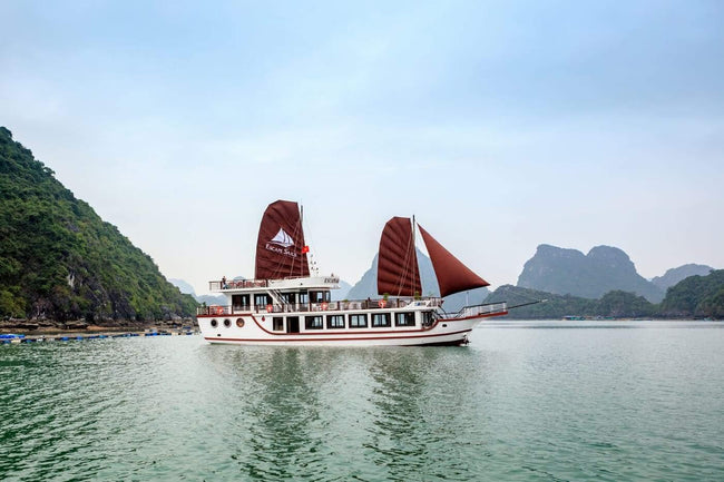 [Lowest Price] Escape Sails - Day Cruise - HalongDayTour