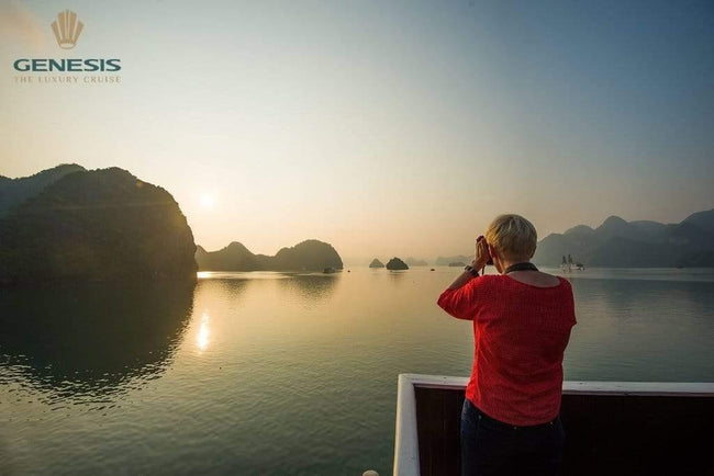 [Lowest Price] Genesis Luxury Day Cruise - HalongDayTour