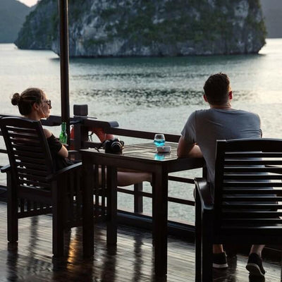 [Lowest Price] Glory Legend Cruise - Deluxe Ocean View Cabin- 3D2N - HalongDayTour