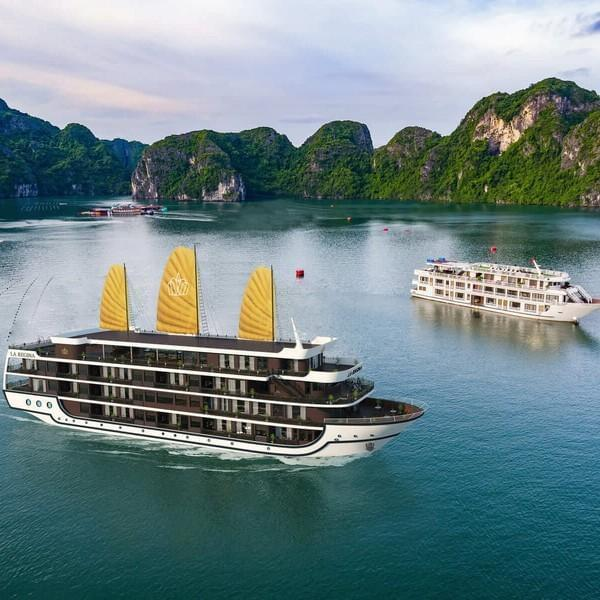 [Lowest Price] La Regina Grand Cruise - Bai Tu Long Suite - 3D2N - HalongDayTour