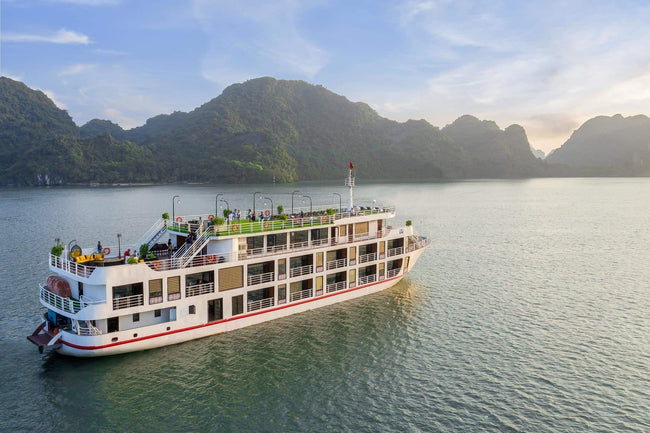 [Lowest Price] Magenta Cruises - Deluxe Balcony Cabin - 2D1N - HalongDayTour