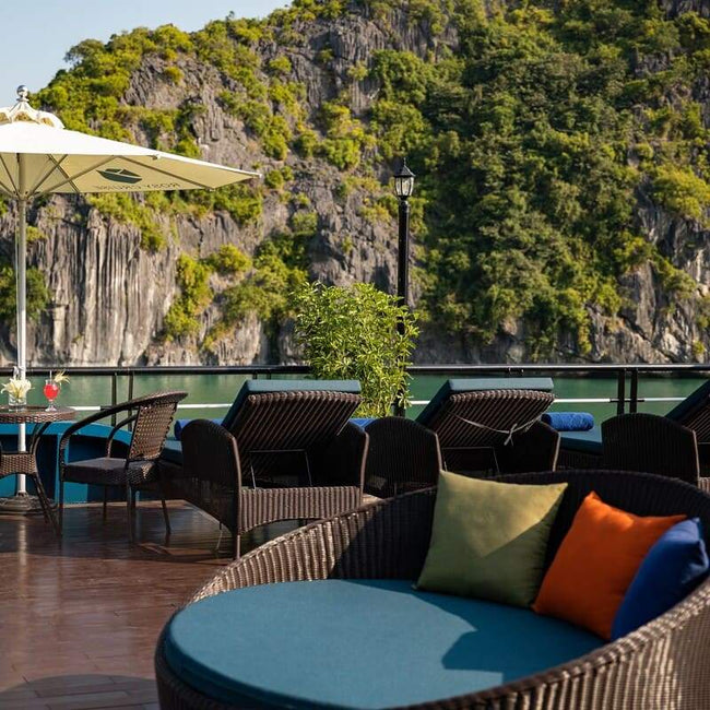 [Lowest Price] Rosy Cruises - Junior Suite With Balcony - 2D1N - Halongdaytour