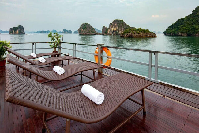 [Lowest Price] Seasun Cruises - Deluxe Cabin - 3D2N - HalongDayTour