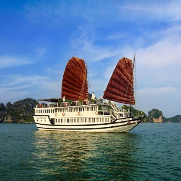 [Lowest Price] Seasun Premium Cruises - Deluxe Cabin - 2D1N - HalongDayTour