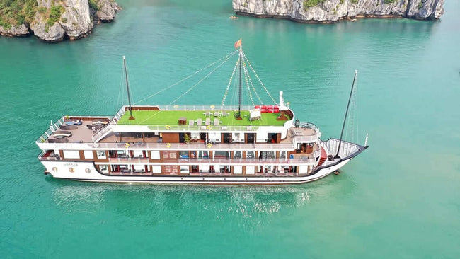 [Lowest Price] Serenity Cruise - Junior Suite with Balcony - 2D1N - HalongDayTour