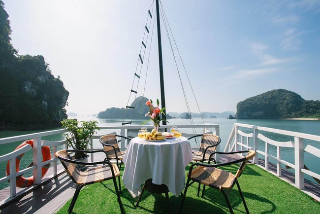 [Lowest Price] Viola Cruise - Deluxe Cabin - 3D2N - HalongDayTour