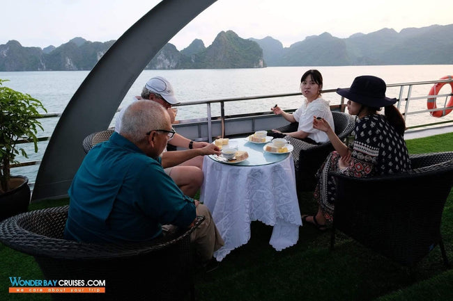 [Lowest price] Wonderbay Cruise-Day Cruise - HalongDayTour