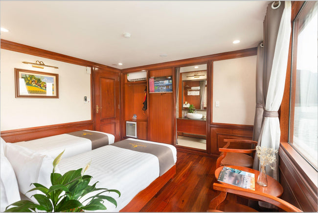 [Lowest price]Calypso Cruise-Deluxe Cabin-3D2N - HalongDayTour