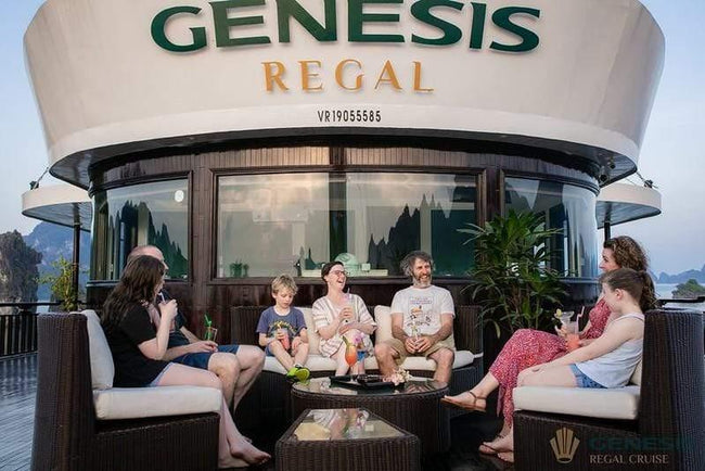 [Lowest price]Genesis Regal Cruise-Junior Suite-2D1N - HalongDayTour