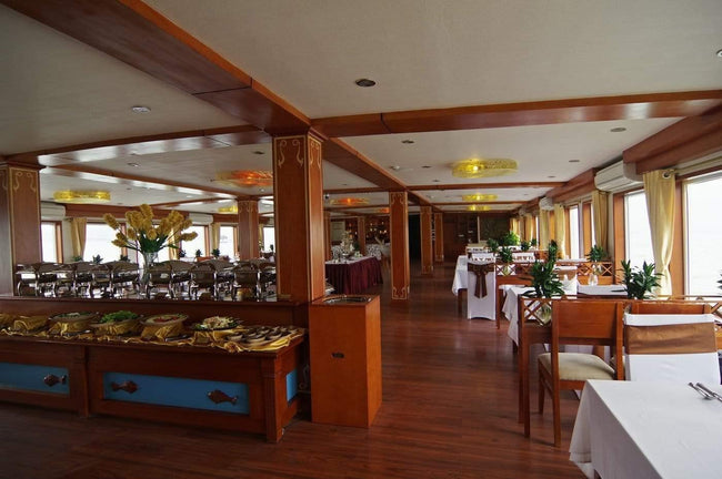 [Lowest price]Huong Hai Sealife-Suite Cabin-2D1N - HalongDayTour