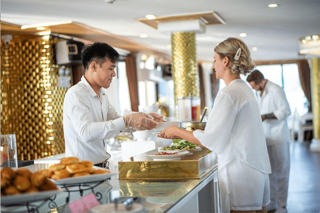 [Unbeatable price] Dynasty Cruise-Deluxe seaview- 2D1N - HalongDayTour