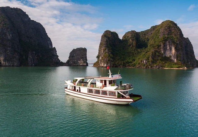 [Unbeatable Price] Estella Premium Cruise - Day Cruise - HalongDayTour