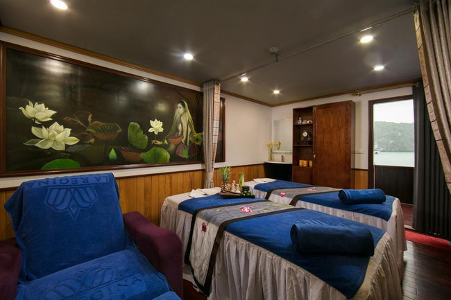 [Unbeatable Price] La Regina Royal Cruise - Noble Suite - 2D1N - HalongDayTour