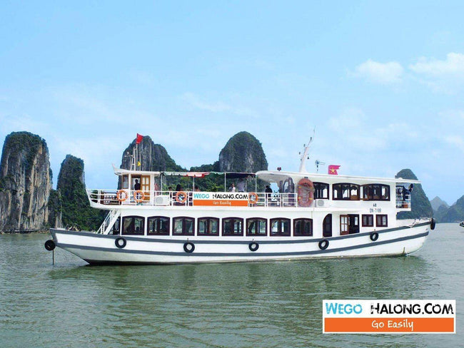 [Unbeatable price] Wego Halong - Day Cruise - HalongDayTour