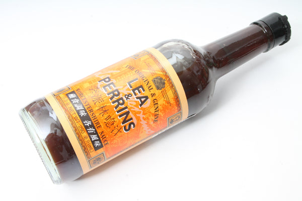 LEA & PERRINS WORCESTERSHIRE SOUCE 290ML