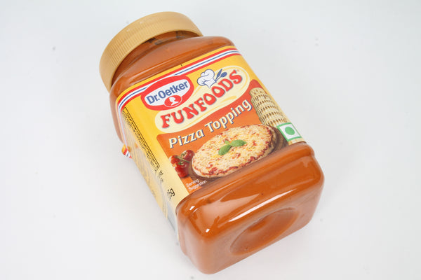 FAN FOOD PIZZA TOPPING SAUCE 325 GM
