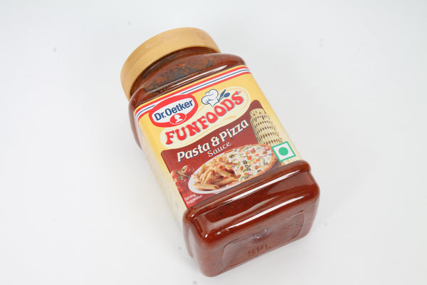 FUN FOOD PASTA & PIZZA SAUCE 325 GM