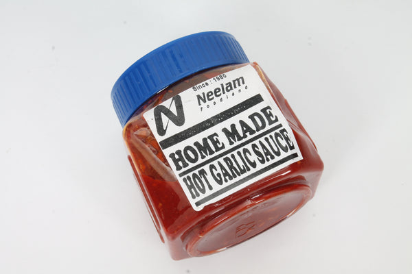 NEELAM HOT GARLIC SAUCE 250GM