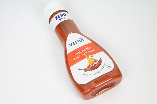 VEEBA SRIRACHA CHILLI GARLIC SAUCE 320GM