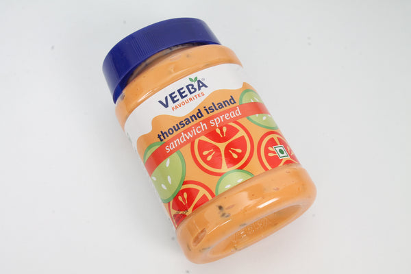 VEEBA THOUSAND ISLAND SANDWICH SPREAD 280 GM