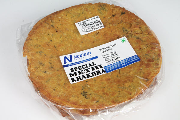 SPECIAL METHI KHAKHRA 500GM