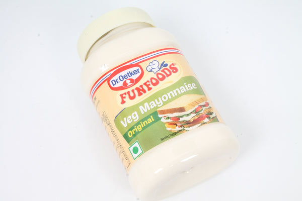 FUN FOOD VEG MAYONNAISE 250 GM