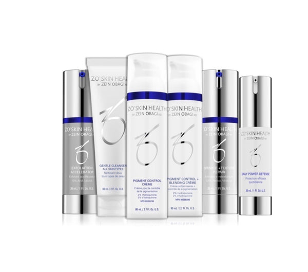 ZO Hydroquinone + Daily Power Defense Kit